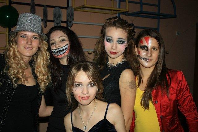 Конкурсы на хэллоуин в школу